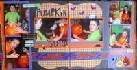 Pumpkin Guts! / Pumpkin Carving Time