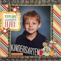 Kindergarten Picture Day