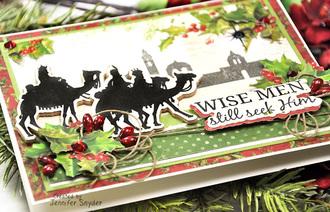 Wisemen Seeking Christmas