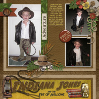 Indiana Jones and the Eve of Hallows