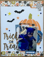 Halloween PP challenge