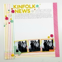 Kinfolk News
