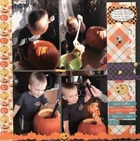Scoopin Pumpkins