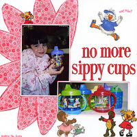 No More Sippy Cups