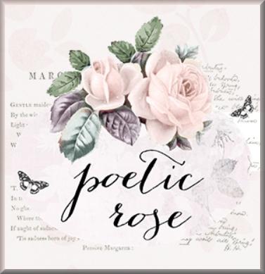 Poetic Rose Prima