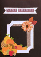 Give Thanks (Nov 2018 Card Challenge)