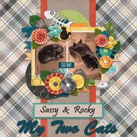 Sassy & Rocky