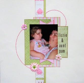 Lizzie & Aunt Pam