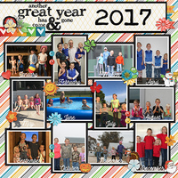 2017 A Year in Review