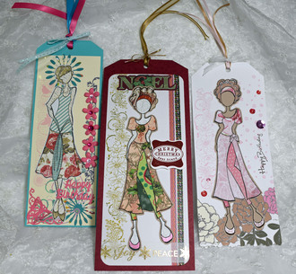 Paper Doll Tags