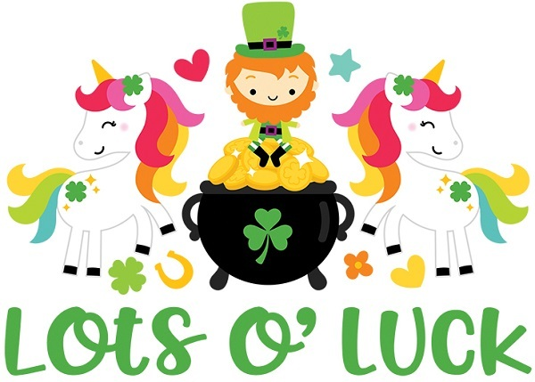 Lots O' Luck Doodlebug