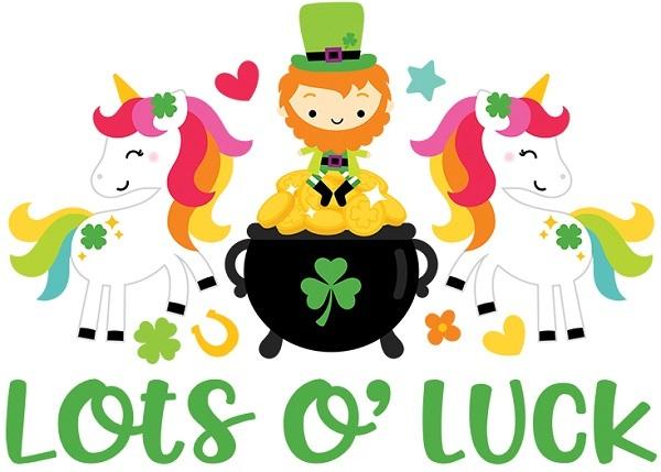 Lots O' Luck Doodlebug