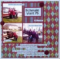 Schmale Visit '75