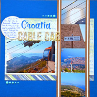 Croatia Cable Car