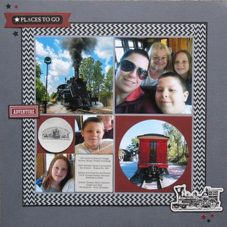 Places to go - Huckleberry Railroad