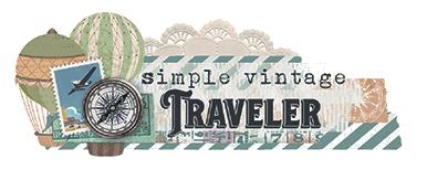Simple Vintage Traveler Simple Stories