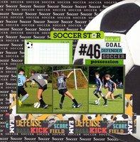 Soccer Star #46