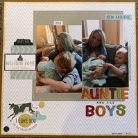 Auntie and the Boys
