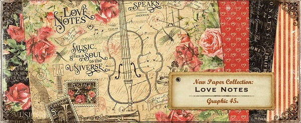 Love Notes Graphic 45 G45