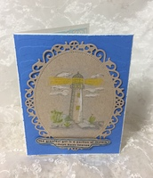 Lighthouse Card to USCG Recruit