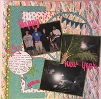 Happy New Year 2010 - Rewind challenge