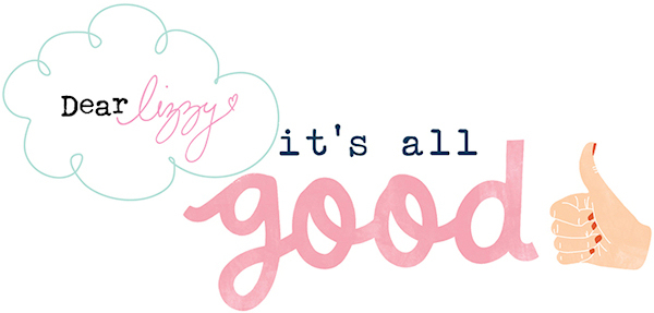 It's All Good Dear Lizzy American Crafts