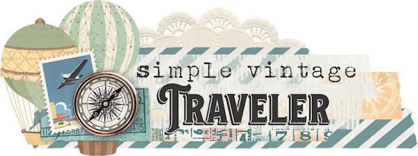 Simple Vintage Traveler Simple Stories