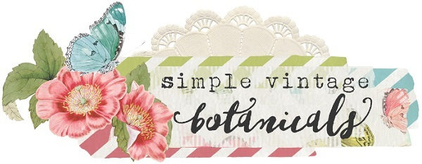 Simple Vintage Botanicals Simple Stories