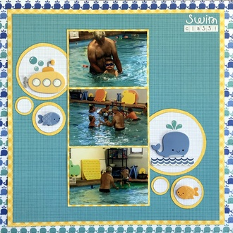 Swim Class! (Jan PP)