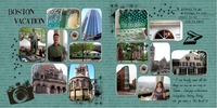 Boston Vacation