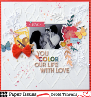 You Color Our Life With Love