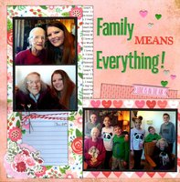 Family Means Everything!