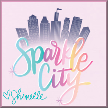 Sparkle City Shimelle American Crafts