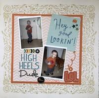 High Heels Dude