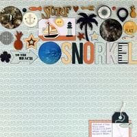 Snorkel (Feb Book)