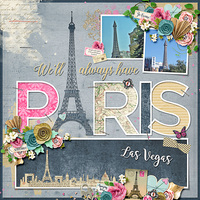 We Will Always Have Paris Las Vegas