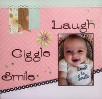Laugh, Giggle, Smile