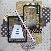 Gravesite of Samuel Davis
