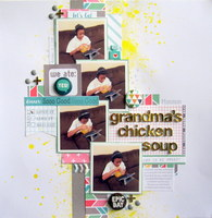 Grandma's Chicken Soup