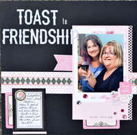 Toast to Friendship