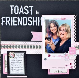 Toast to Friendship