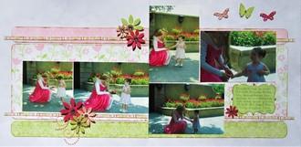 Princess Aurora & Lizzie