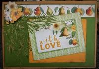 Golden Grove Birthday Card #2