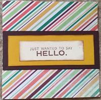 2019 Hello Card 1