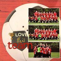 Love this Team