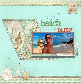 Beach Bliss!