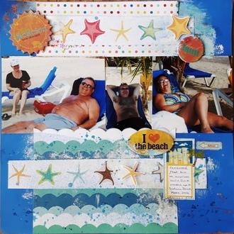 Santana Beach memory