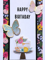 Happy Birthday (March 2019 Card Challenge)