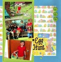 Hippity Hoppity Egg Hunt
