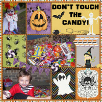 Don't Touch The Candy
